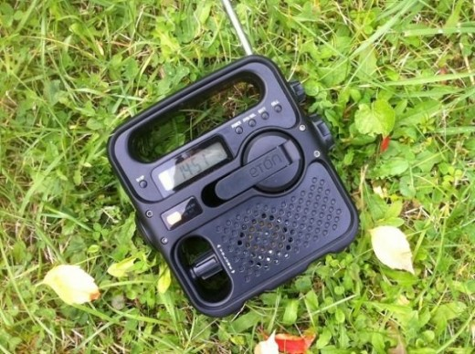 what does radio free camping mean