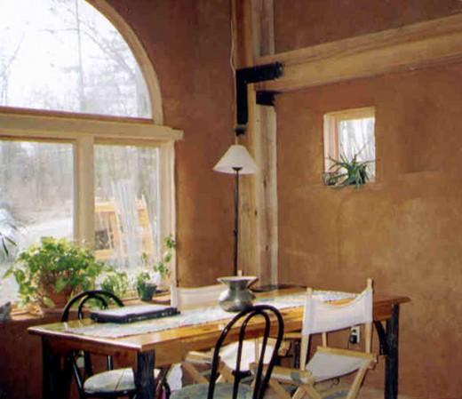 Kruggel Residence, Dining room, Nashville Indiana