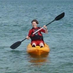 Discovering Ocean Kayaks