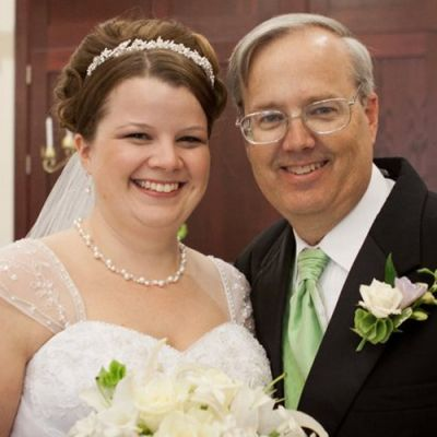 With My Dad On My Wedding Day