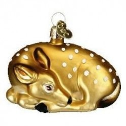 Charming Animal Ornaments From Old World Christmas