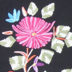 Elegant Embroidered Pashmina Wraps, Scarves and Shawls