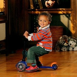 Mini Kick Scooter for Toddlers and Preschoolers
