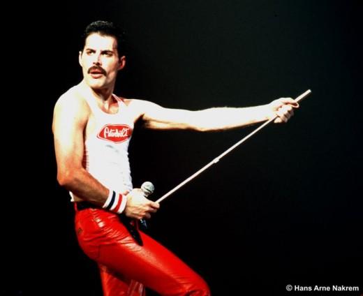 The Real Freddie Mercury