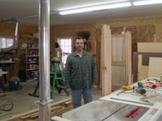 Tim Gaines - TCG Woodworks Pendleton SC