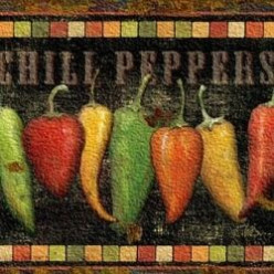 Chili Pepper Kitchen Décor