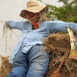 Pendleton Scarecrow Contest 2012