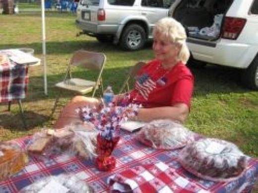 Bake Sale at Freedom Fest