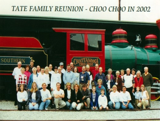 Choo Choo in 02 in Chattanooga, Tennessee