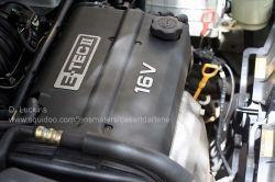 Aveo car engine