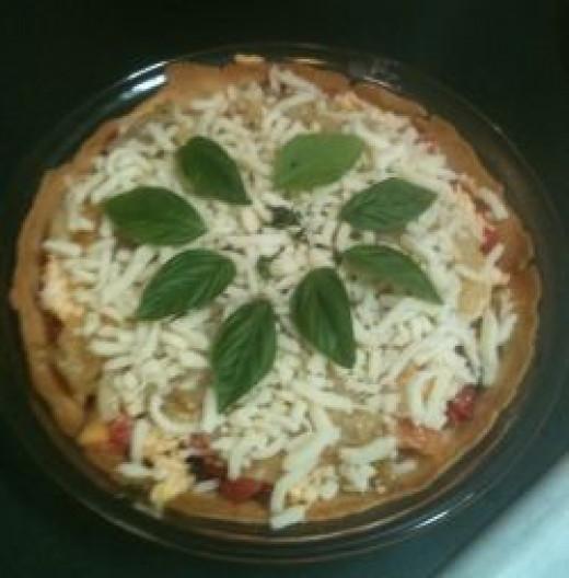 Tomato Pie by Donna Preeper