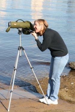 Me using a scope