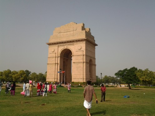 Delhi is the capital city of India. It is one of the best tourist places in the country