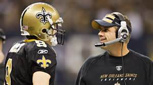 Sean Payton & Drew Brees
