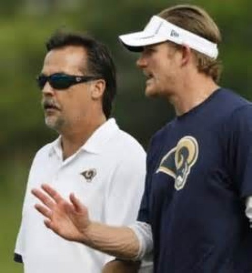 Les Snead & Jeff Fisher