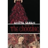 Cover Of Fantasy Novella 'The Choosing' By Anita Saran -First Edition Solstice Publishing