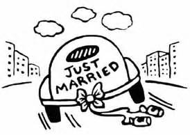 You may be on the road to either a happy or sad marriage