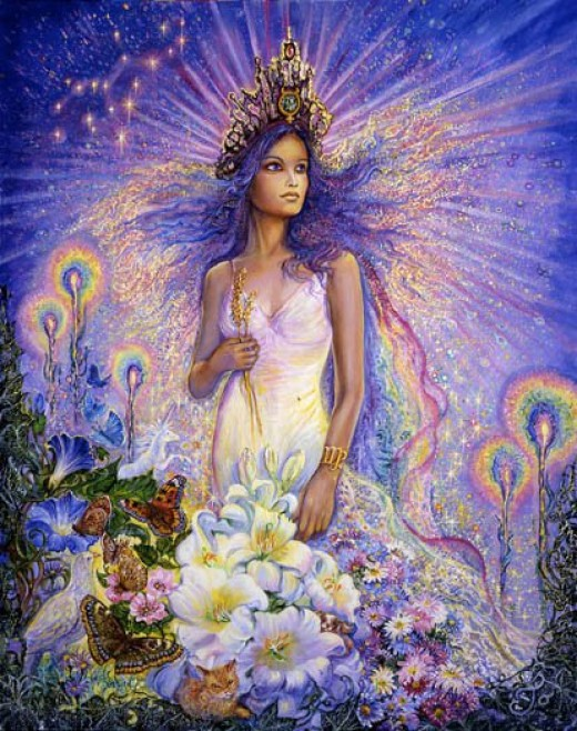Virgo is the part of the cycle where we focus on  celebrating harvest and the abundances we already have. The Autumnal Equinox reaches us during this 3rd Decan in preparation for Libra's lessons of balance.