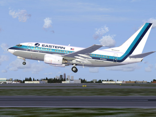 Eastern 737 Artist Rendition
