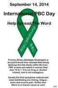 Living With Primary Biliary Cirrhosis ( Cholangitis)