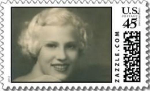 75th Birthday Stamp