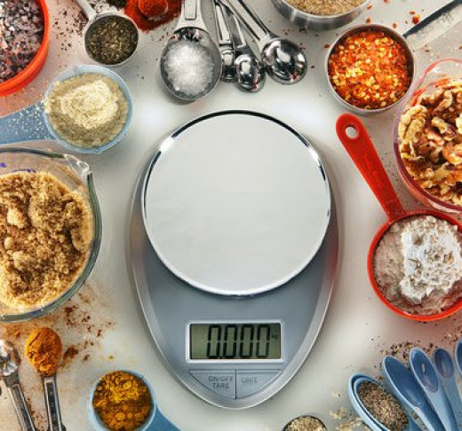 With the best food scale at your disposal, you can put away the sloppy utensils.