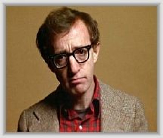 woody allen favourite books