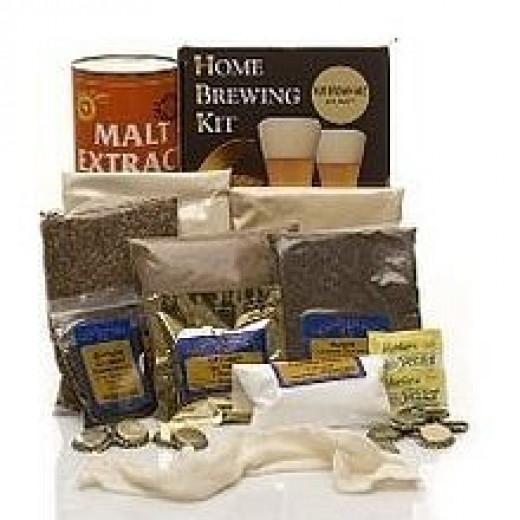 home brew beer kit
