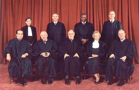 United States Supreme Court, AD 2000s