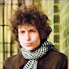 Dylan, Blonde On Blonde album cover