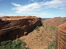 Kings Canyon Central Australia
