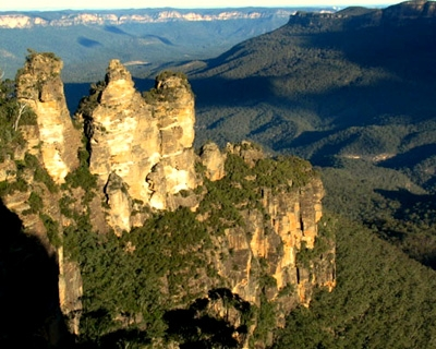 3 Sisters in the Blue Mountains UNESCO Area