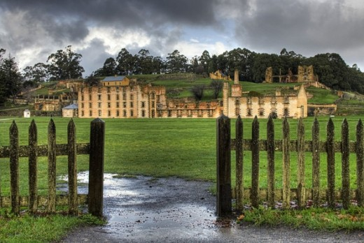 Port Arthur Convict Site