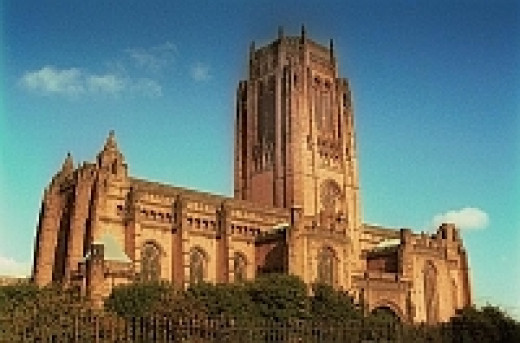 Liverpool Anglican Cathedral exterior
