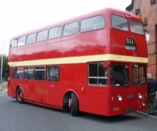 ribble bus