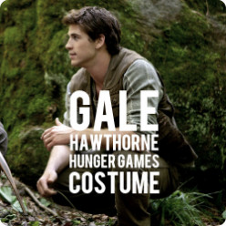 Gale Hawthorne Hunger Games Costumes