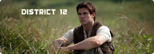 Gale District 12 Hunting Costume