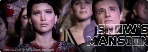 Katniss Capitol Party Costume