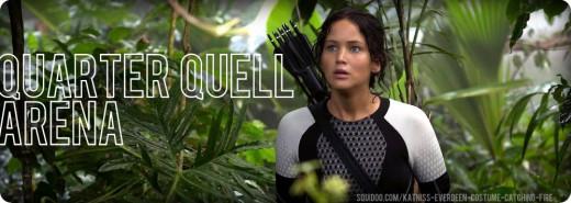 Katniss Everdeen Arena Costume