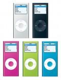 The iPod Nano 4th Generation