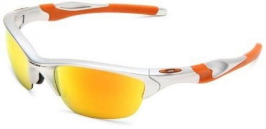 Oakley Men's Half Jacket 2.0 Oval Sunglasses