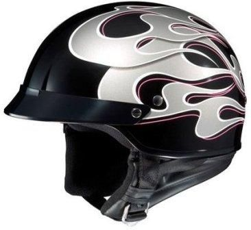 HJC Helmet CS-2N LAVA MC8 - Color : black - Size : Large
