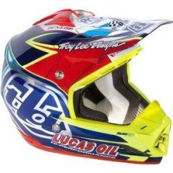Troy Lee Designs Team SE3 Off-Road/Dirt Bike Motorcycle Helmet