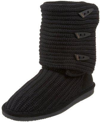 Women's Knit Tall Knee-High Boot