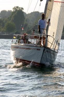 Grosse Pointe Farms Boat Club Race August 23, 2007  deedsphotos