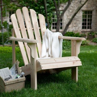 Caring For Your Adirondack Chair