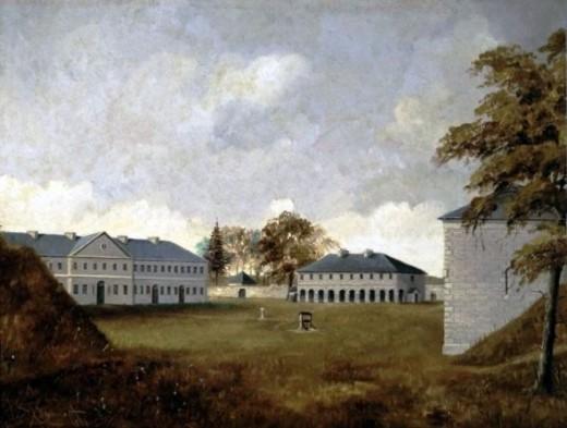 Fort Lennox (Isle aux Noix)