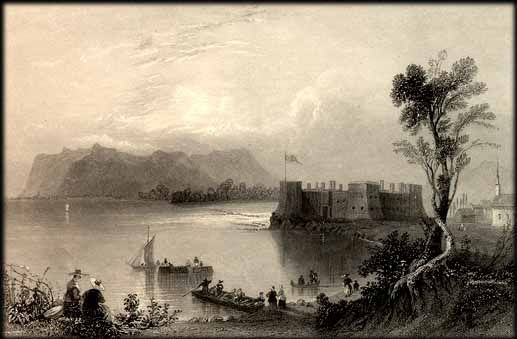 Fort Chambly (Fort St. Paul)