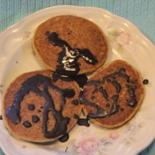 Grain-free,gluten-free pancakes
