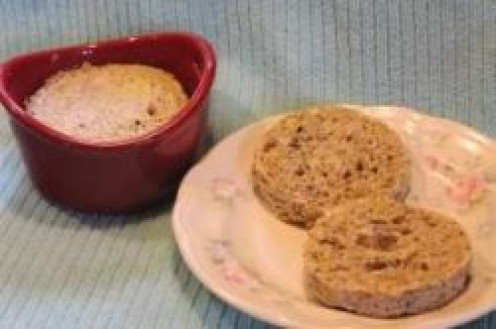Grain-Free Rye English Muffins